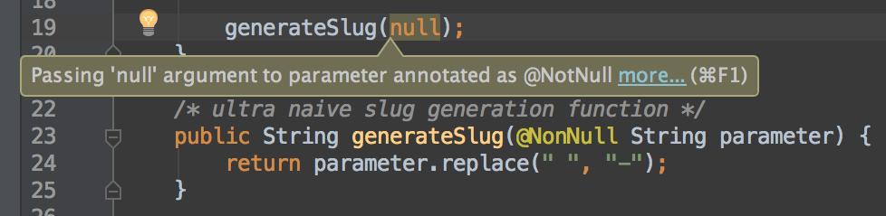 使用android support annotations优化你的代码 open 开发经验库